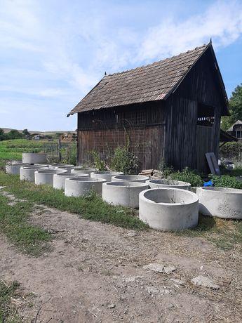Tuburi  beton  fantani, fose, camin apometru