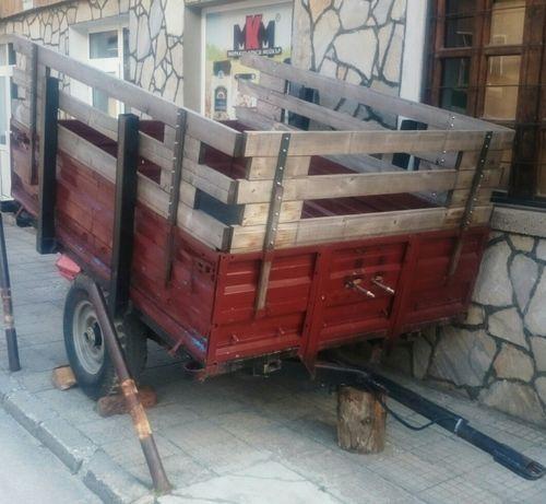 Ремарке за трактор 2 тона