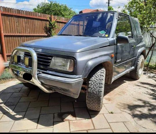 Suzuki Vitara Benzina+GPL