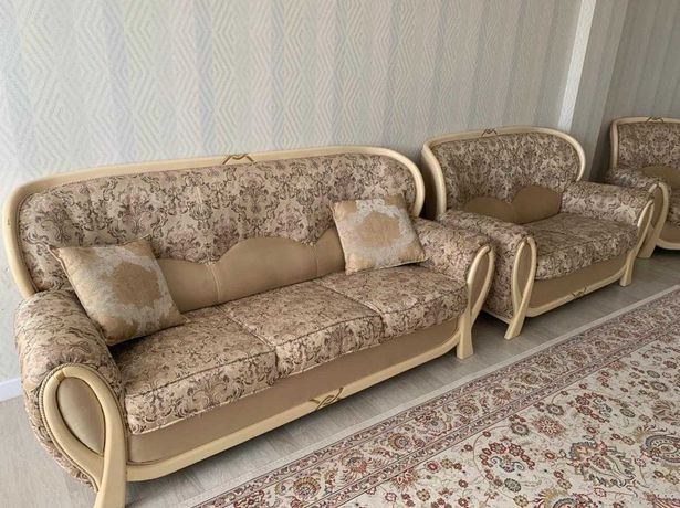Продам диван, софа и кресло