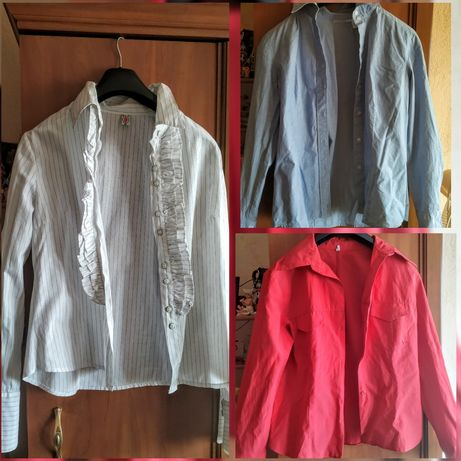 Официални ризи - 3 бр.