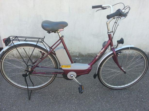 Bicicleta electrica yamaha mbk