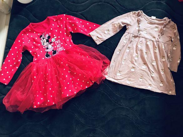 Детски роклички 12-18