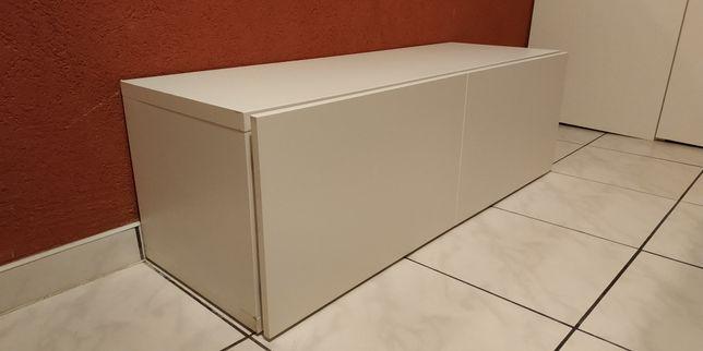 Comoda tv MDF Ikea, dulap cu sertare ce se deschid/inchid prin apăsare