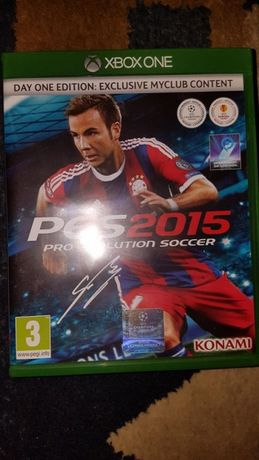 Pro Evolution Soccer 2015 PES 2015 Xbox One