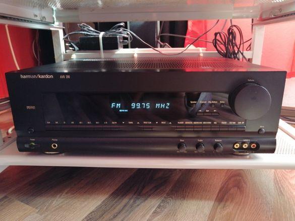 Продавам ресивър 5+1 Harman Kardon AVR 200
