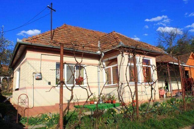 Vând casa sarmasu MUREȘ