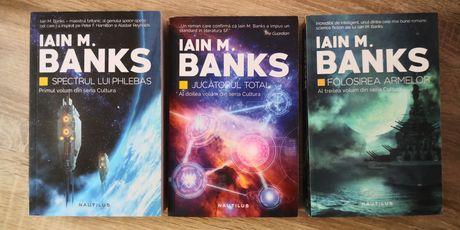 Iain M. Banks- Spectrul lui Phlebas, Jucătorul final,Folosirea armelor