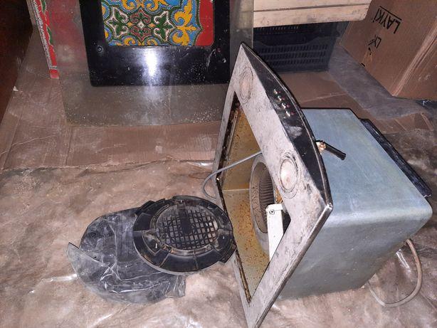 Вытяжка для кухни на запчасти или можно сделать ремонт