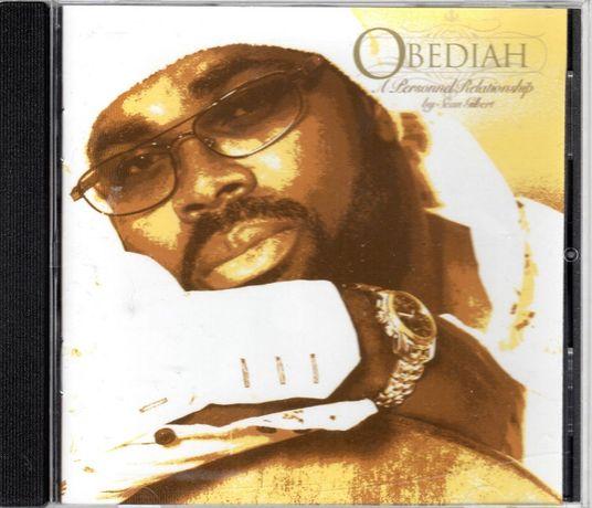 CD original Obediah A Personal Relationship by Sean Gilbert