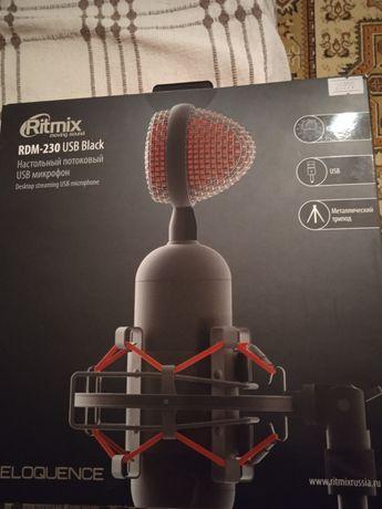 Микрофон ritmix rdm-230 для компьютера