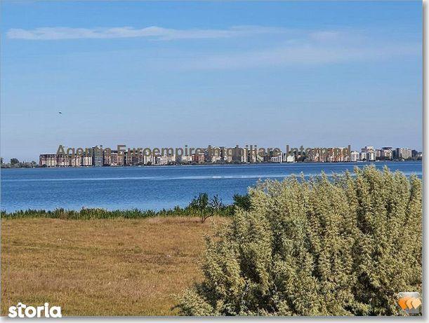 teren de vanzare primul rand la lacul Siutghiol Constanta