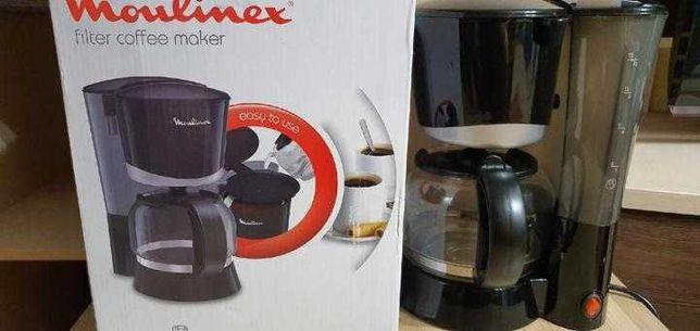 Новая Кофеварка капельная Moulinex FG170819