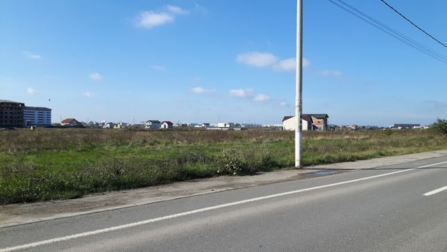2 loturi teren intravilan construibil Chiajna Apeductului