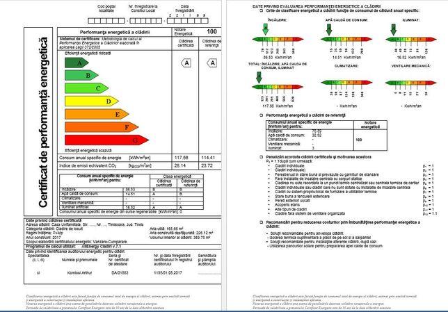 Certificat Energetic Timisoara, inginer autorizat MDRAP