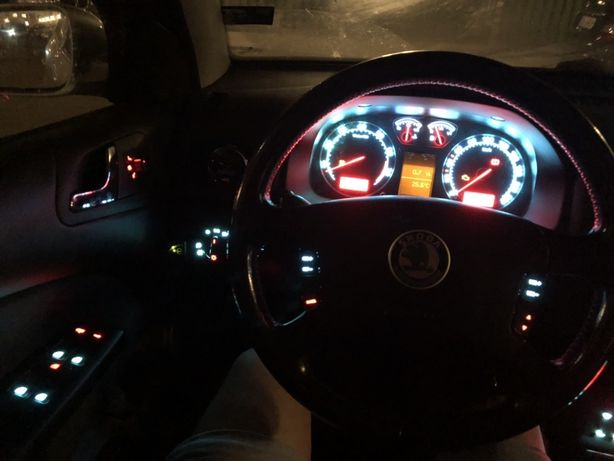 Schimb Leduri Bord Logan Opel Bmw Golf 5 Passat Skoda Ford Smart