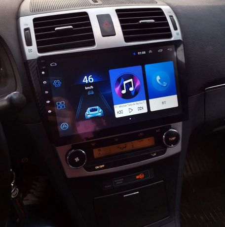 Navigatie 10 inch Toyota Avensis- Android Gps WiFi Bluetooth USB