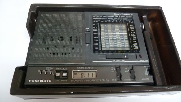 Vintage радио Fair Mate