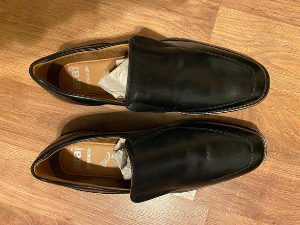 Pantofi de piele Ara fara siret marimea 42 NOI