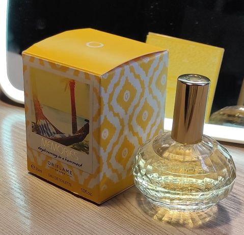 Туал. вода Oriflame Memories Daydreaming in a Hammock