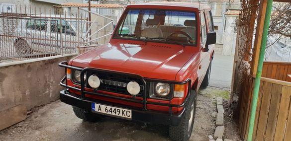 Mitsubishi Pajero на части