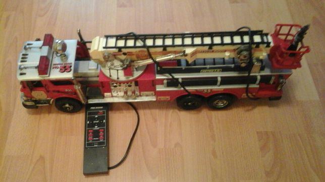 Masina Pompieri Automata cu telecomanda.