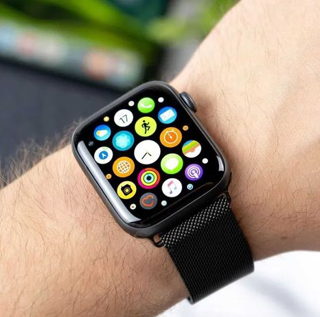 Apple watch ser 6/Smart/Смарт/Мужской часы/Бесплатная доставка/Шымкент