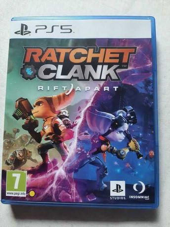 Vand/Schimb (cu alte jocuri PS5) Joc Ratchet and Clank: Rift Apart PS5