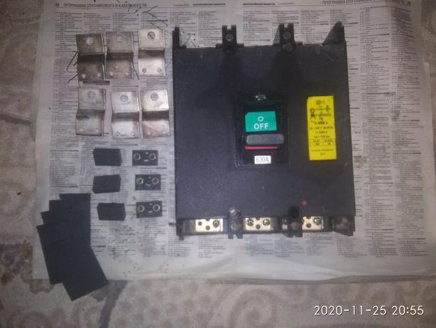 Автоматический выключатель 630А