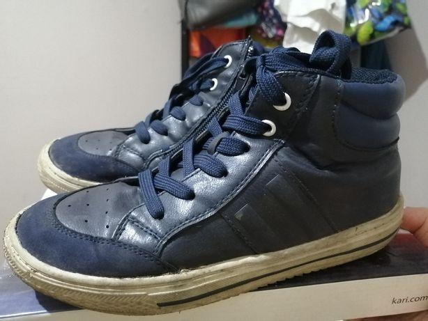 Пакет с детской обувью 27-34