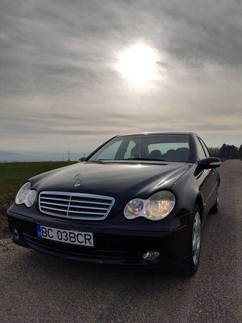 Mercedes C200 -Kompressor