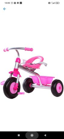 Vând tricicletă fetițe