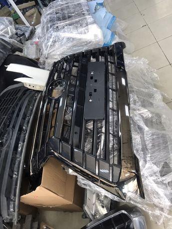 Lexus LX 570 Black Vision Решетка радиатора!