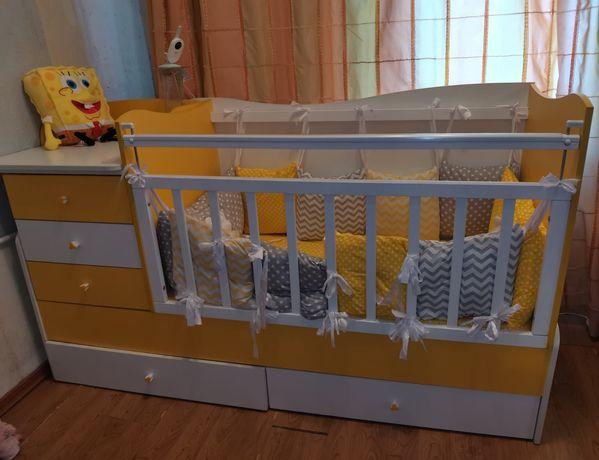 """Продам кровать """"Фея"""" 3 в одном."""
