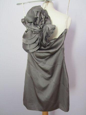 Сатенена рокля - Karen Millen