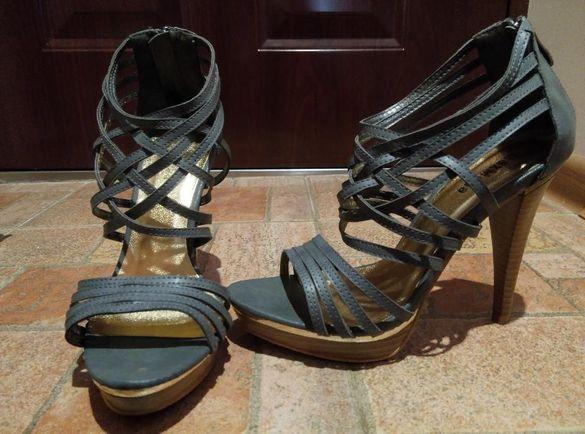 Обувки с ток, 37-ми номер