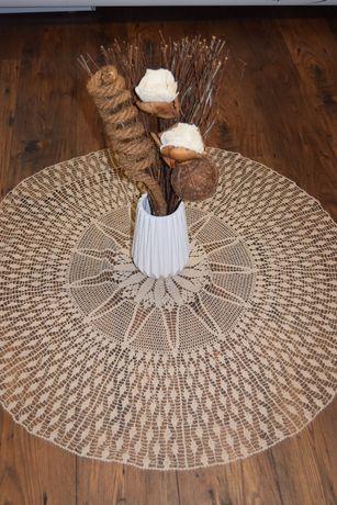 плетена покривка