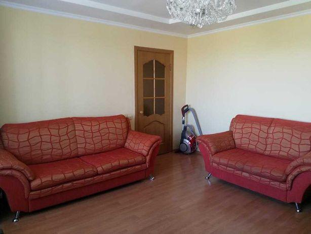 Диван тройка (два дивана и кресло) раскладной, пр-во Россия