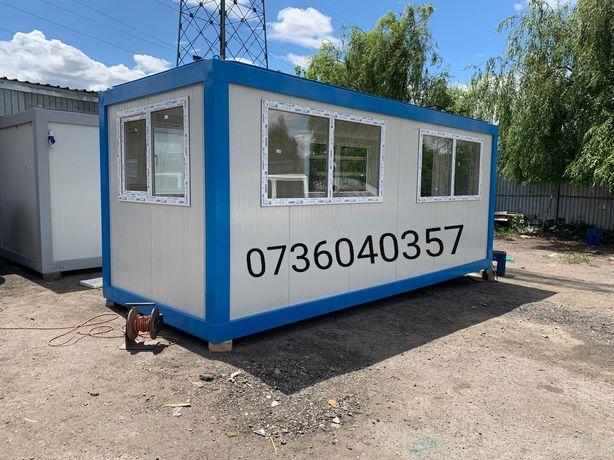 Containere modulare pe stoc 6x2.4