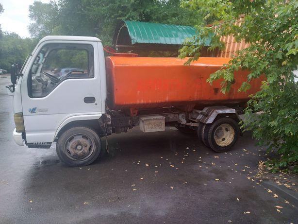 Водавоз Алматы услуги по доствке питевой воды
