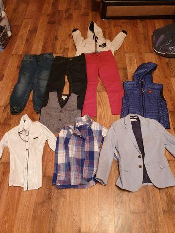 Маркови детски дрехи за 8 г като нови