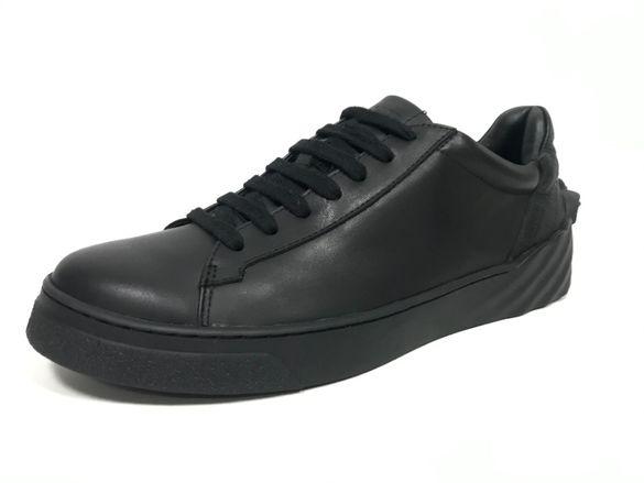 Мъжки обувки Versace Medusa All Black !!!