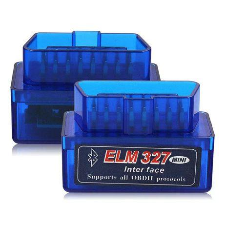Автосканер obd 2 Elm 327 obd II компьютерная диагностика адаптер