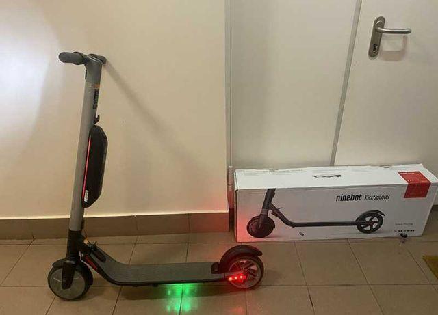 Ninebot ES 4 plus Самый лучший Электросамокат! Оригинал очень дешево!