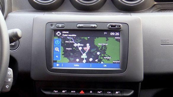 Карти за навигация за Dacia и Renault с MediaNav и MediaNav Evolution