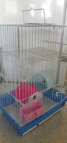 Cușcă pentru hamster