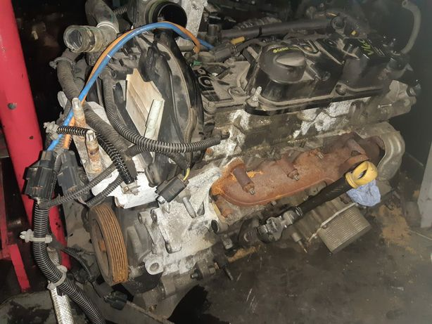 Motor 1.6 D2 Euro 5 Volvo S60 V40 S80 V70 , Ford Focus , Ford Fiesta