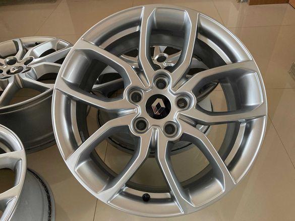 """Оригинални джанти Renault RS / Рено 17"""" 5х114.3"""