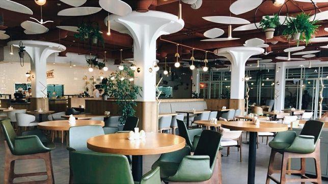 Кафе полностью оборудованное 130 м2 Кенесары Иманова