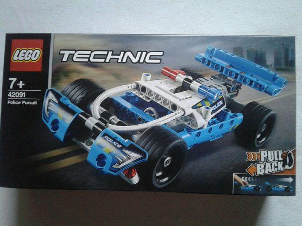 Livrare gratis Set piese constr. nou Lego Technic 42091 Masina Politie